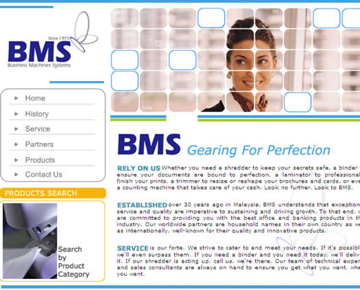 BUSINESS MACHINES SYSTEMS SDN BHD