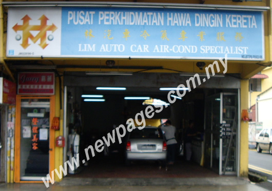 Lim Auto Car Air-Cond Specialist