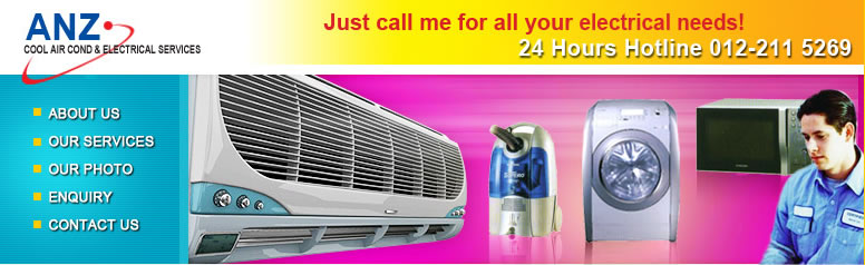ANZ COOL AIR COND & ELECTRICAL SERVICES