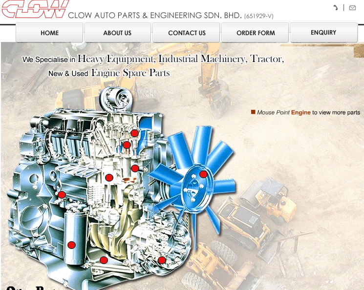 CLOW AUTO PARTS & ENGINEERING SDN BHD