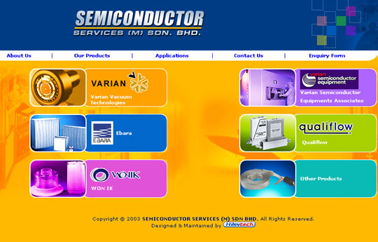SEMICONDUCTOR SERVICES (M) SDN BHD