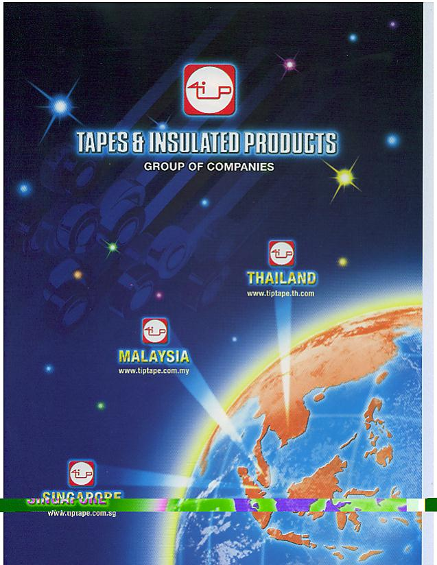 TAPES & INSULATED PRODUCTS SDN BHD