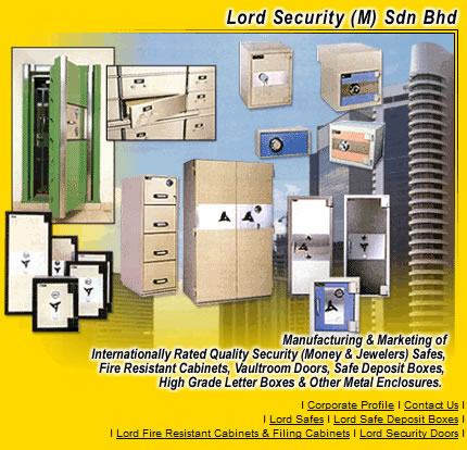 LORD SAFE (M) SDN BHD