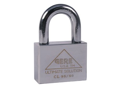 Sq Anti Pick Padlock