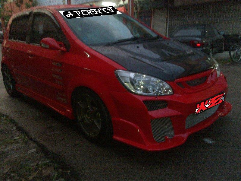 getz custom body kits hyundai johor bahru jb malaysia body kits  perfect motor sport