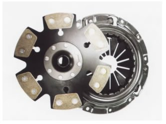Semi Racing Clutch And Disc(4 Pucks)