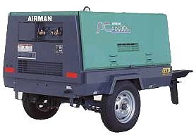 Air Compressor PDS 175cfm