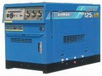 Air Compressor PDS 125cfm