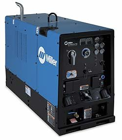 Miller Big Blue Welding Set