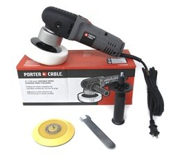 Porter Cable 7424 XP Dual Action Orbital Polisher + FREE BAC