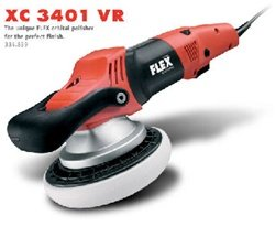 Flex XC 3401 VRG Orbital Polisher (Dual Action)
