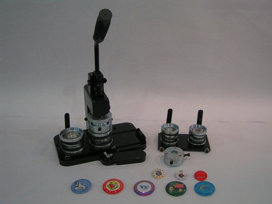 Button Badge Machine