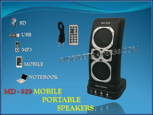 Mobile Phone Speaker MD-929