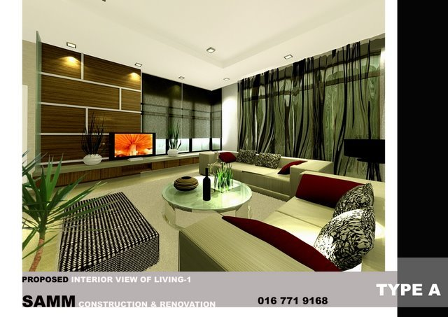 bungalow house concept design . nusa jaya . design and build