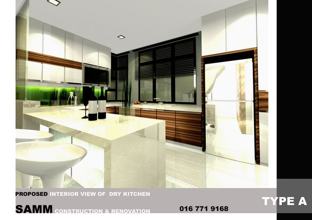 Taman Pulai Utama . interior design . renovation .