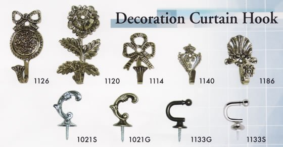 Decoration Curtain Hook