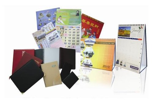 Calanders, Diaries, Notebooks
