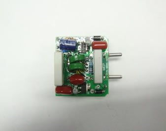 Adapter for T8 magnetic ballast  to T5 electronic ballast pc