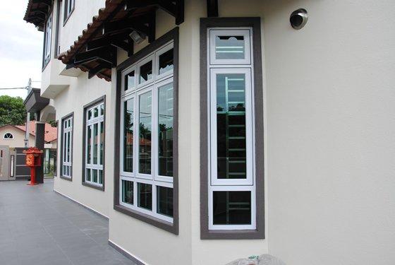 Multi Point Casement Windows Alumminium Door And Window