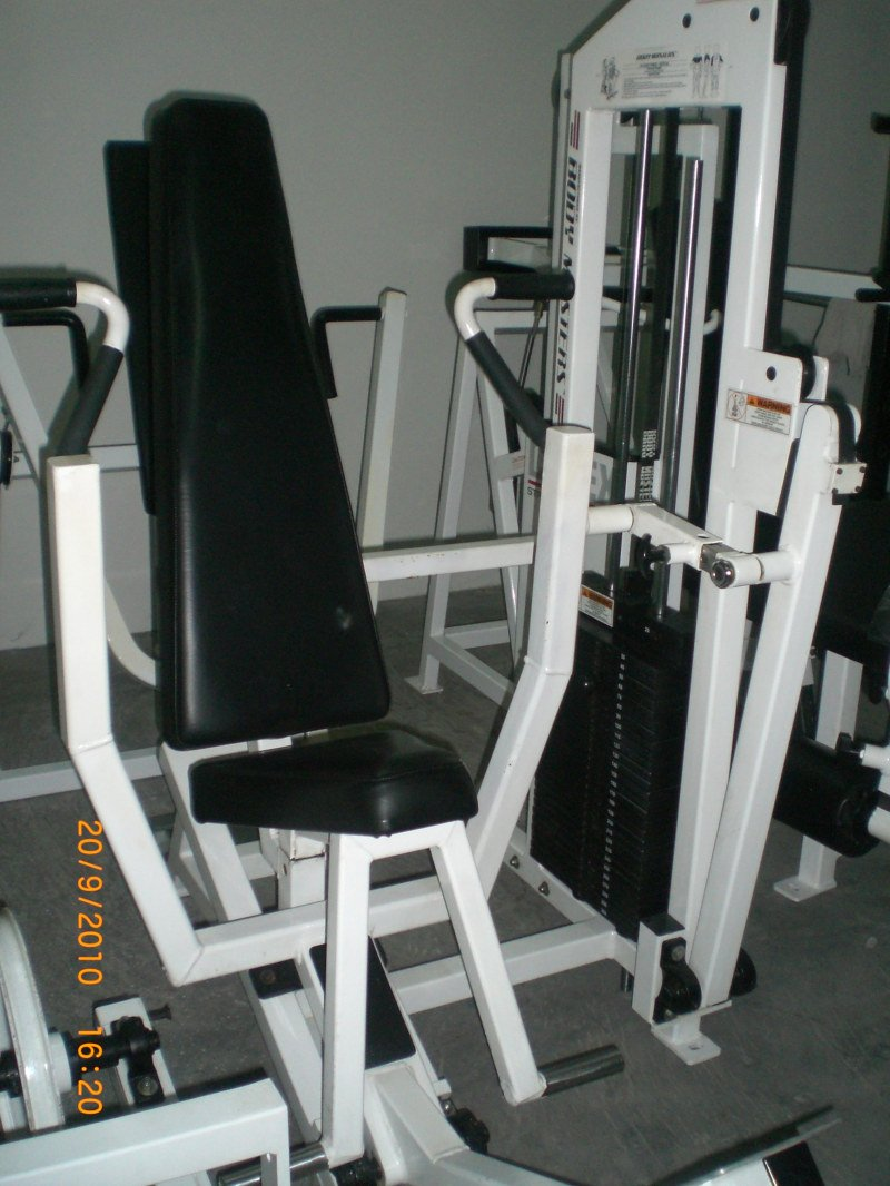 Body masters weight equipment replacement parts, trainers