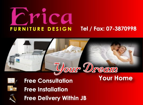 Erica Furniture Design