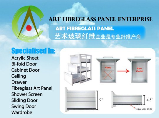 Art Fibreglass Panel Enterprise
