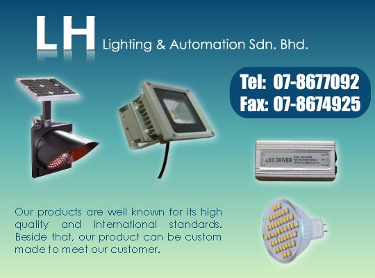 LH Lighting & Automation Sdn Bhd