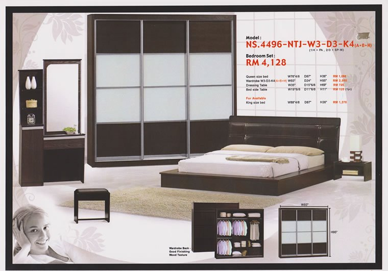 Fabulous Bedroom Set Mixbox Jb Johor Bahru Malaysia Furniture Home Interior And Landscaping Spoatsignezvosmurscom