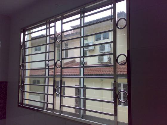 Window grille johor bahru jb malaysia supply suppliers for Window design outer