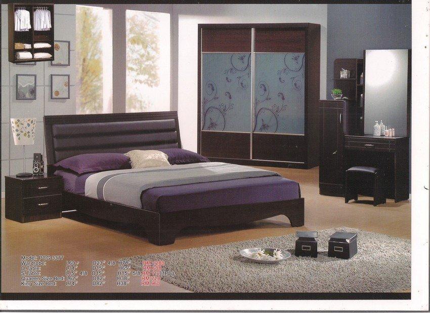 Pcg 3377 bedroom set soon lee furniture jb johor bahru for Furniture johor bahru