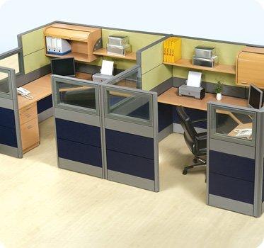Apex Office Furniture Cubical Workstation Jb Johor Bahru