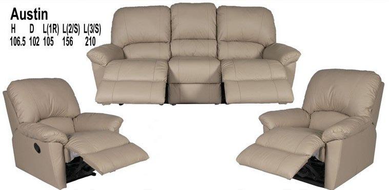 Austin recliner johor bahru jb exporter wholesaler for Sofa bed johor bahru
