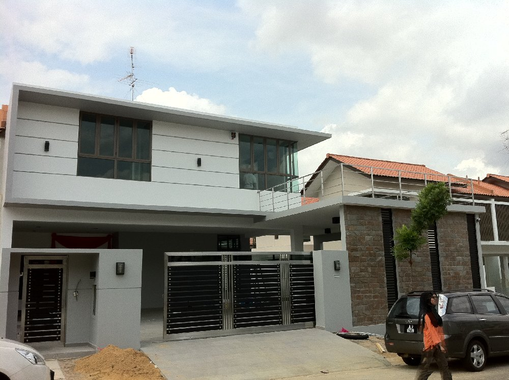 House jb interior design renovation construction for Home design johor bahru