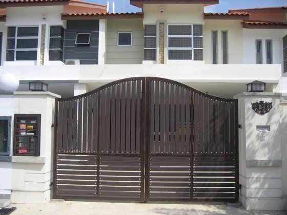 Main Gate Johor Bahru JB Malaysia Supply, Design, Install, Tong Yang ...