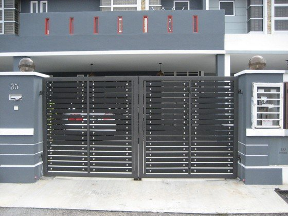 house auto gate design malaysia with Index on 2486462 further Article3747289 further Today Is Thursday furthermore Modern House Grill Design Malaysia as well Mild Steel Main Gate 9.