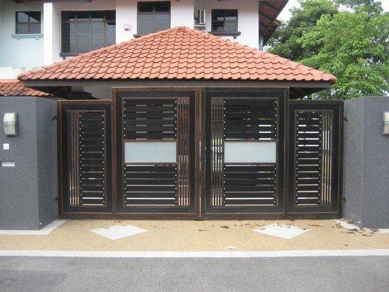 Main Gate Johor Bahru Jb Malaysia Supply Design Install
