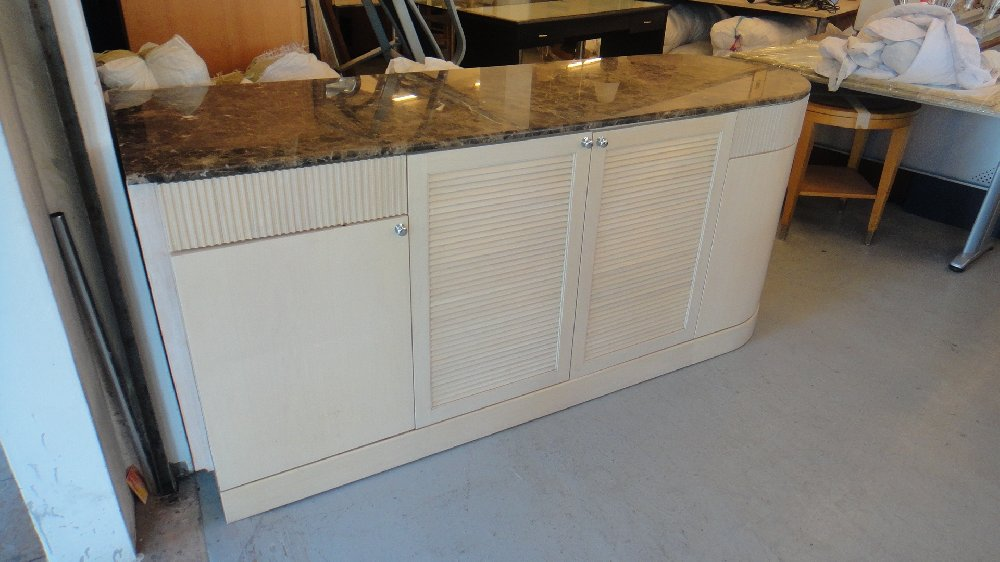 Kitchen Divider Cabinet