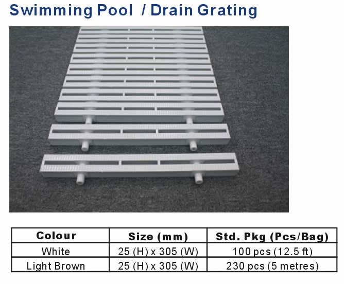Swimming Pool And Drain Grating ★ Grating And Acess Door