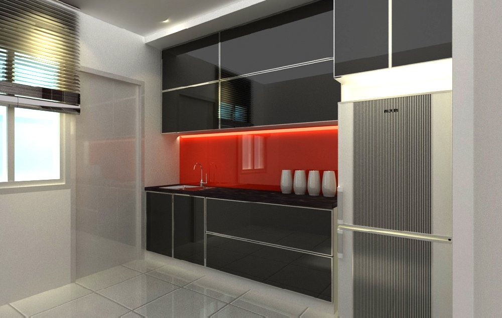 new kitchen design. modern kitchen design. jb. johor bahru