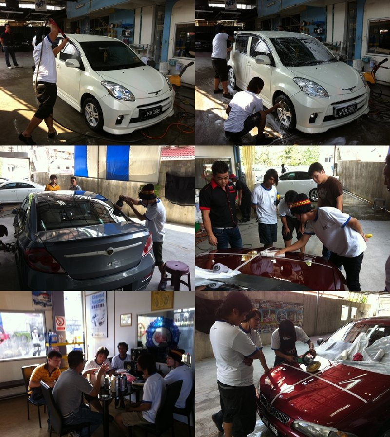 Ara Damansara Franchise Training on 2rd July - 6th July 2011