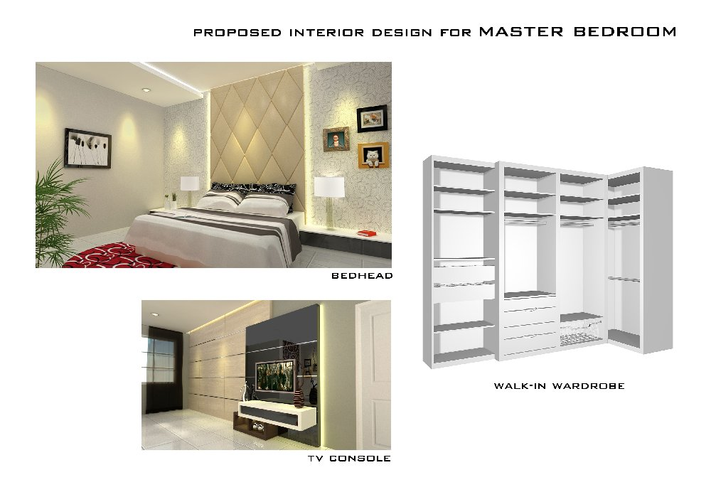 Interior design . Renovation . Permas Jaya