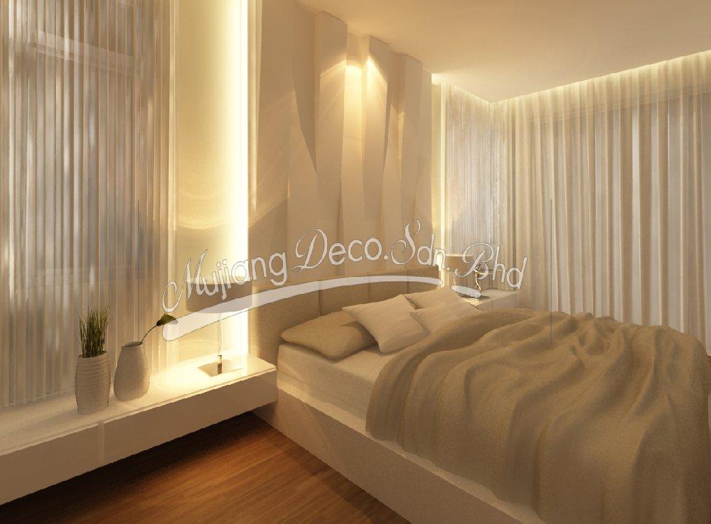 Master room design horizon hills johor bahru jb malaysia for Room interior design sdn bhd