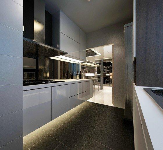 Small Condo Kitchen Design Malaysia Joy Studio Design Gallery Best Design