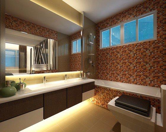 Condo Bathroom Condo Johor Bahru Jb Malaysia Design Renovation Construction D Cruz