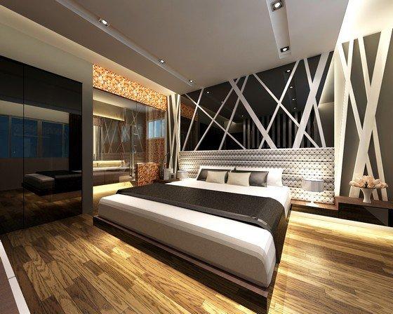 Condo Master Bedroom Condo Johor Bahru Jb Malaysia Design Renovation Construction D Cruz