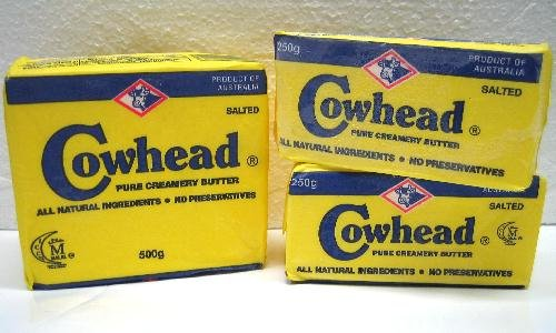 Butter Salted Cowhead 250g / 500g