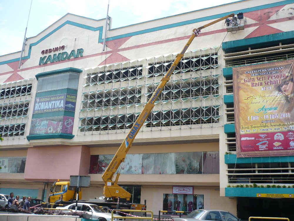 120ft SKYLIFT AT ANSANA PLAZA