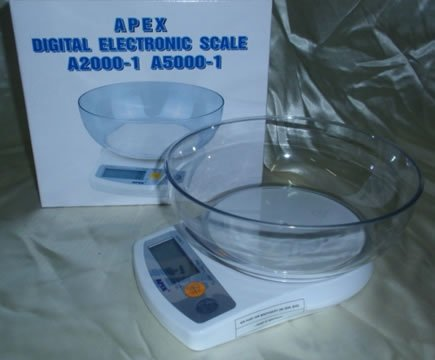 Digital Scale (2kg)