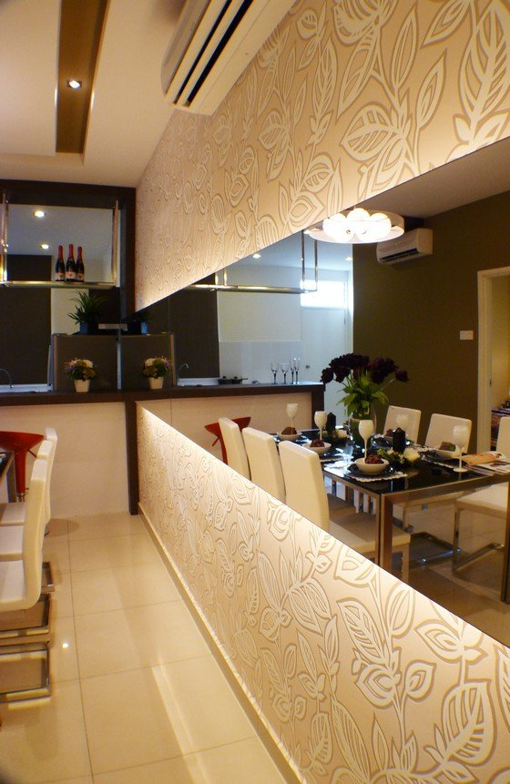 completed showhouse project seri austin 马来西亚 arco interior