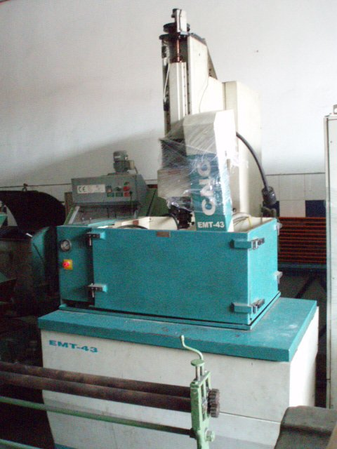 Used CNC Edm Machine